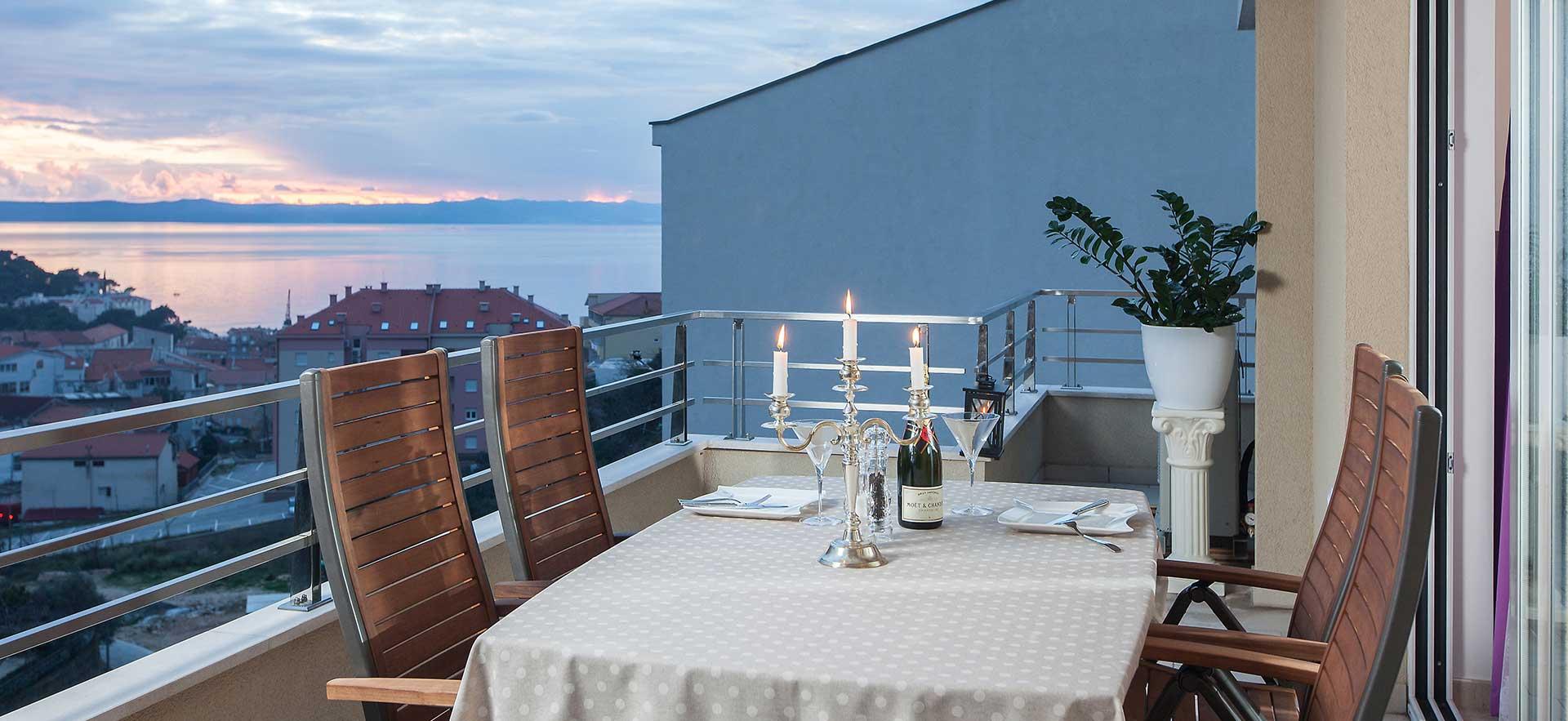 Makarska Croatia Luxury Apartments For Apartment Mario