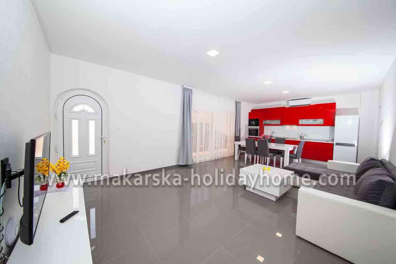 Apartment In Makarska With Pool Villa Ivka A1