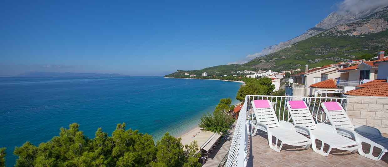 TuČepi Apartments For Rent Holiday Home