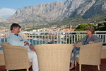 Hotel by the sea in Makarska