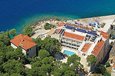 Hotel by the sea in Makarska-Hotel Osejava