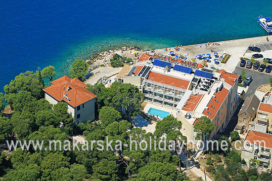 Makarska Hotel near the sea - Hotel Osejava