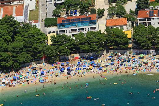Beach apartments - Makarska Croatia