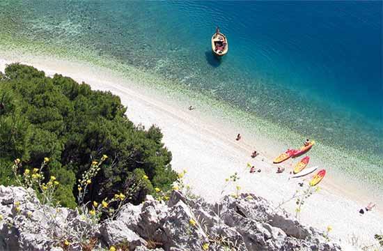 Makarska Apartments Holiday Accommodation In Croatia