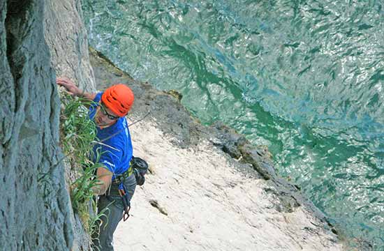 Family activity holidays  Makarska - Climbing