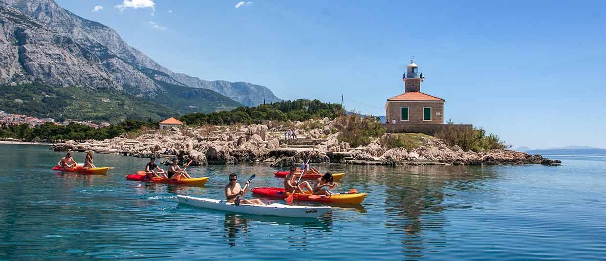Active Holidays in Croatia - Adventure