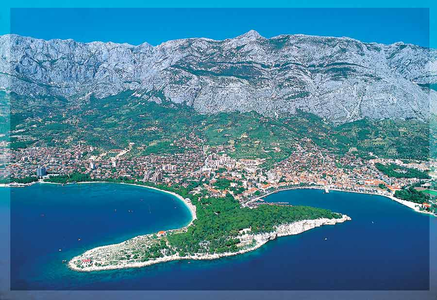 Apartments Makarska riviera-Croatia