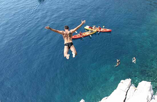 Adventure Makarska - Jumping