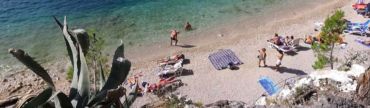 Makarska riviera luxury apartments - Apartment Bekavac A3