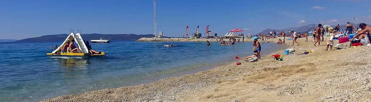 Makarska apartment for 3 persons - Apartment Bruno A1
