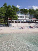 Croatia - accommodation in Makarska