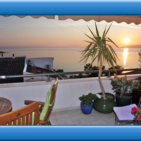 Makarska luxury holidays - Apartments Marina