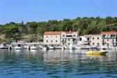 Apartments near the sea in Makarska