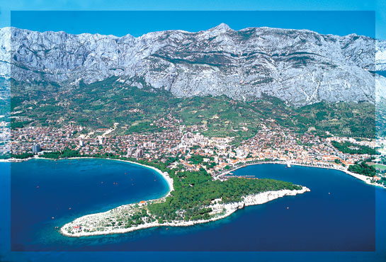 Kroatië appartementen in Makarska riviera, Prive accommodatie in Makarska