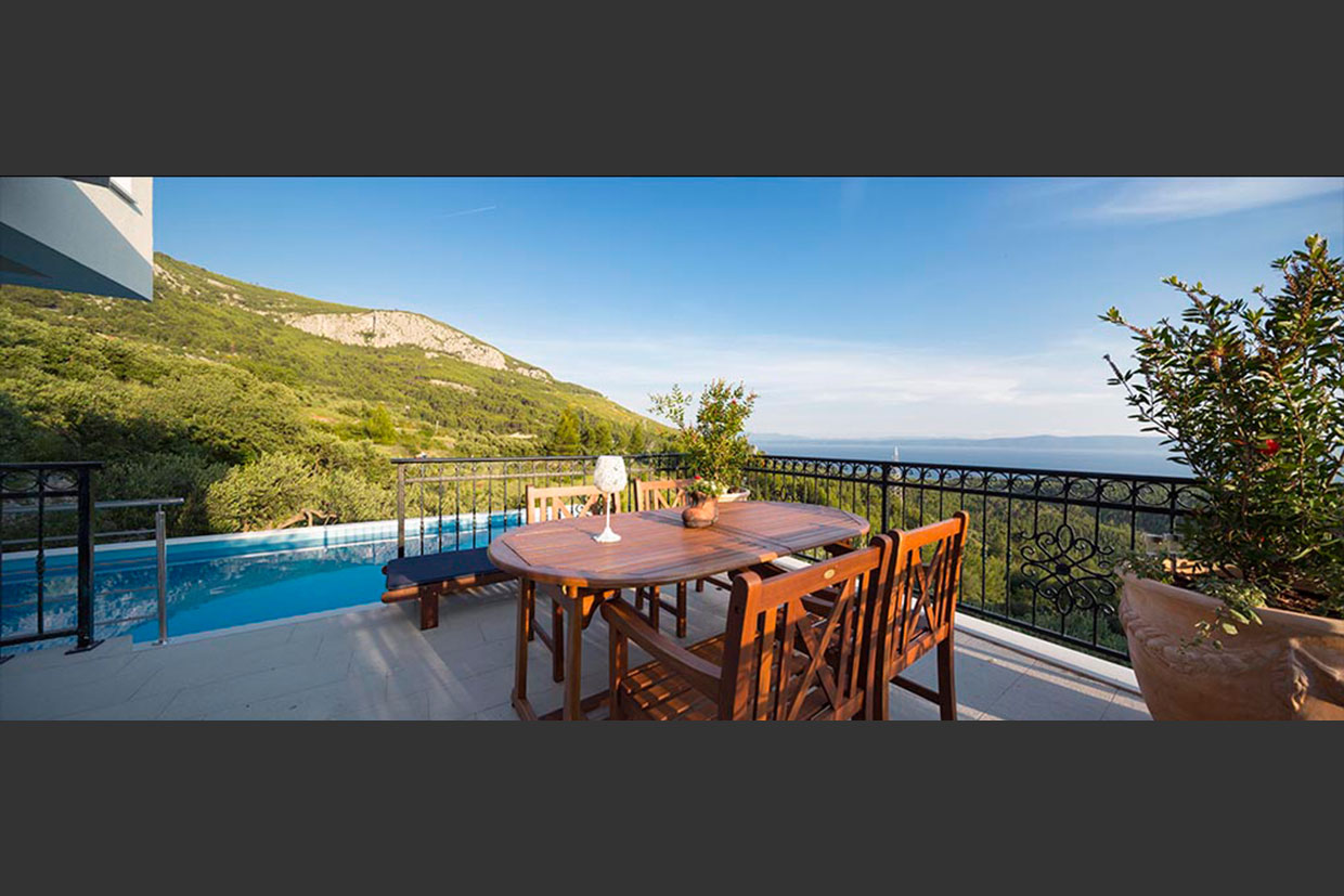 Croatia Holiday Villa With Pool Makarska Villa Granic