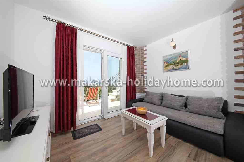 HOLIDAY HOUSE with POOL MAKARSKA Croatia - Villa ANTE