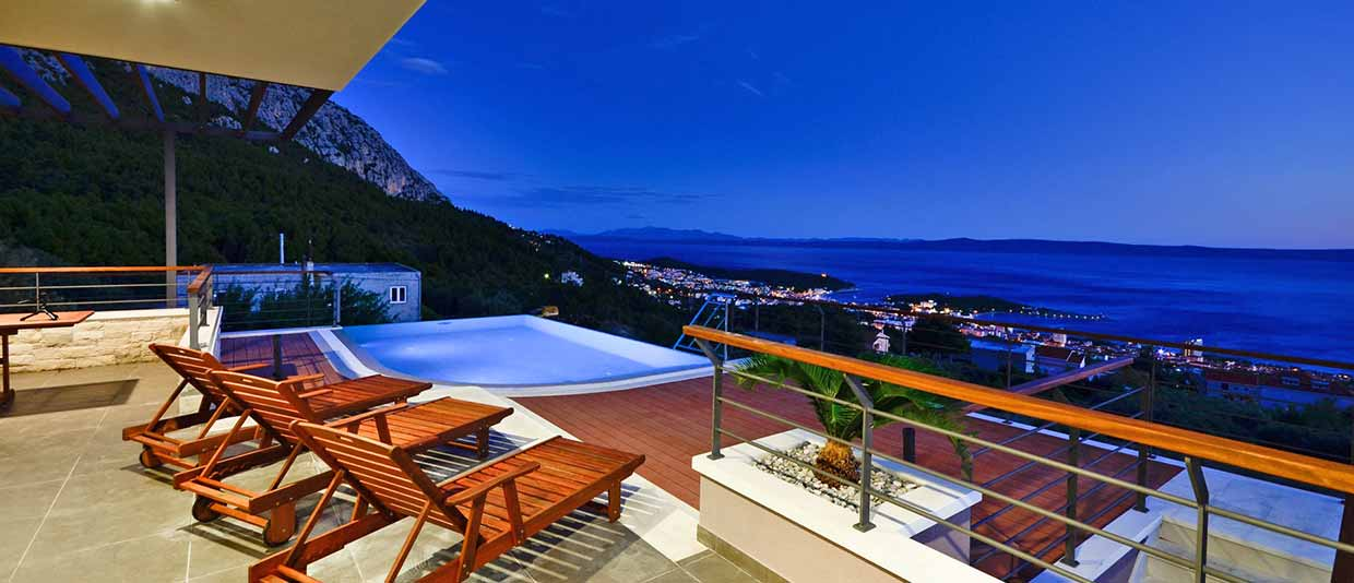 Luxury Villa Croatia - Makarska