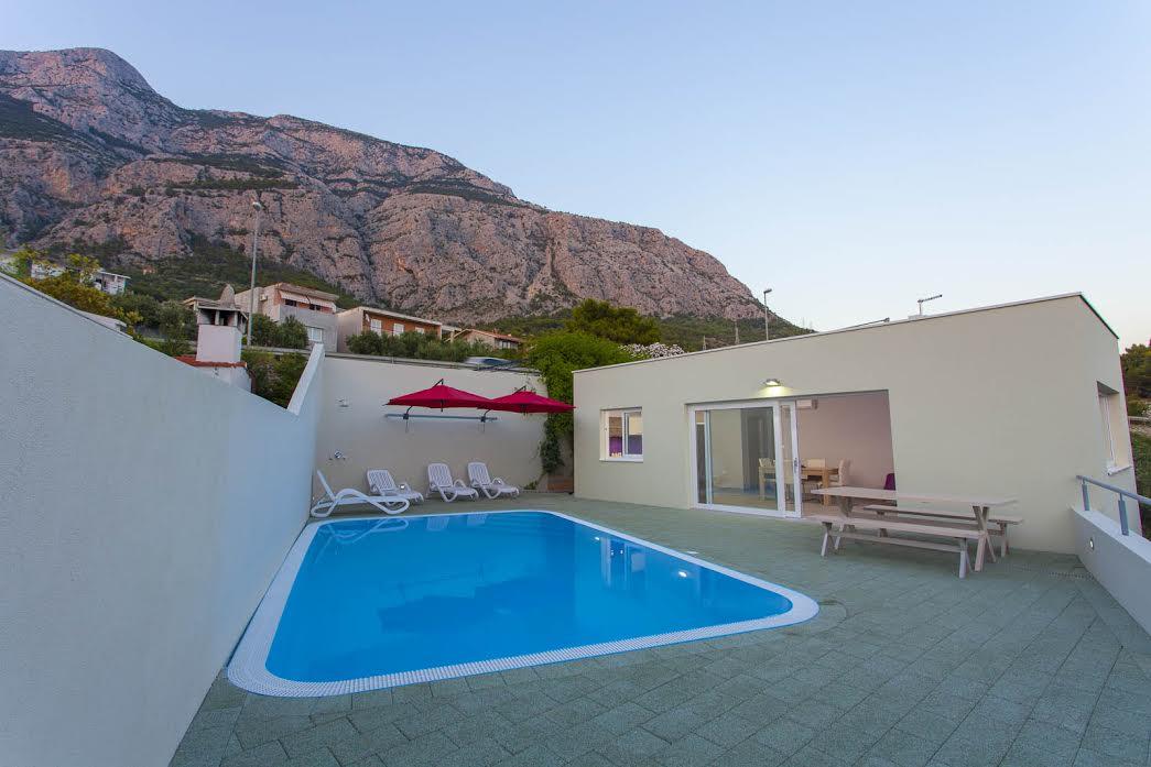 Makarska Villa With Pool For Rent Villa Robert