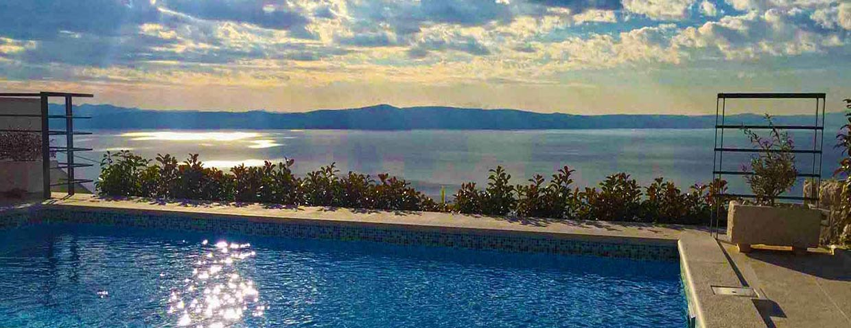 Luxusvilla mit pool am meer  FERIENHAUS PODGORA mit POOL - Villa DANI