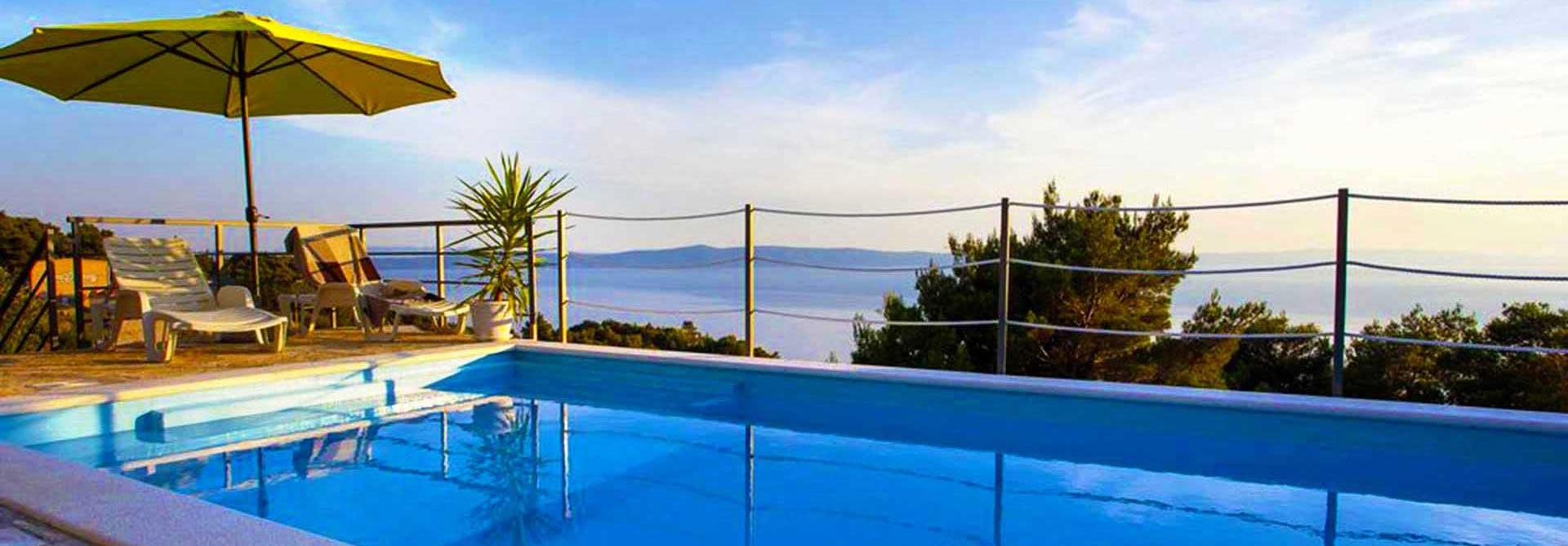 Ferienhaus tu epi mit pool villa ivana for Ferienhaus mit pool